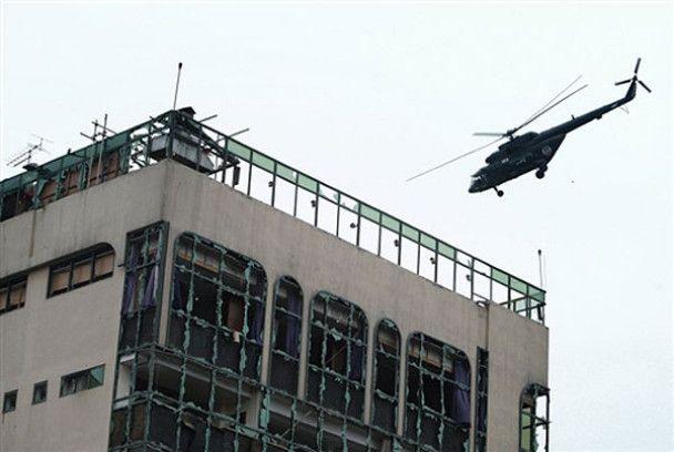 Терористи атакували центр Кабула