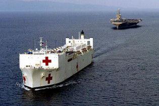 Україна скоротила гуманітарну допомогу в 18 разів