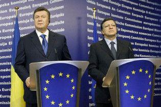 Янукович назвав ключовим завданням України інтеграцію в Європу