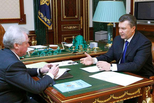 Віктор Янукович, Олександр Медведько