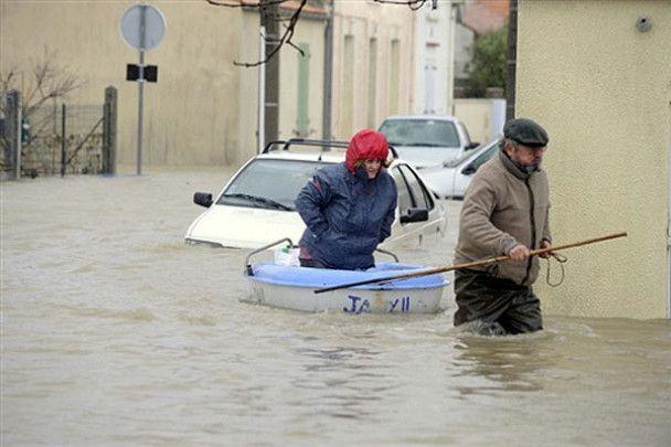 """Ураган """"Ксінтія"""" обрушився на Європу"""