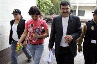 Шефа гватемальської поліції заарештовано за торгівлю кокаїном