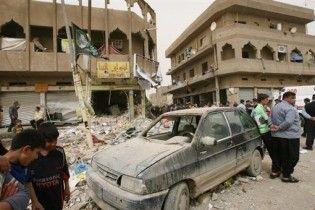 Вибори у Багдаді стартували з трьох терактів: 16 людей загинули