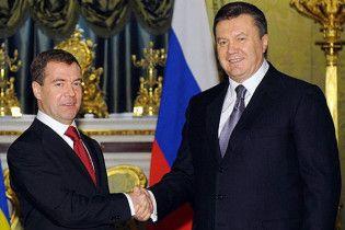 Мєдвєдєв приїде до України 17 травня