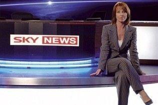 Телеканал Sky News привітає жінок з 8 Березня, змусивши їх працювати за чоловіків
