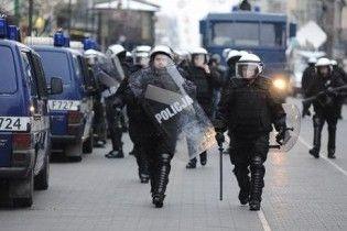 Матч чемпіонату Польщі переріс у масові вуличні бійки