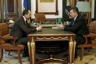 Тігіпко погодився працювати в новому уряді