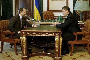 Тігіпко радився про посаду у Європі, а Грищенка пролобіювала Росія