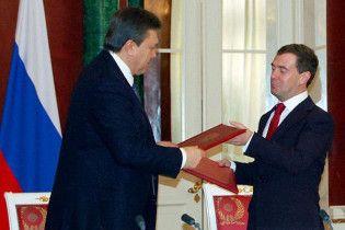 Янукович і Мєдвєдєв особисто домовилися про спільні паради 9 травня