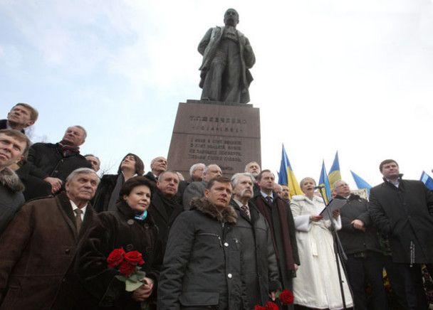 Як Тимошенко лідером опозиції обрали