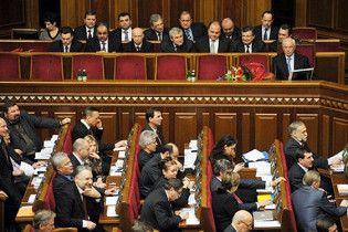 БЮТ зібрався звільняти усіх міністрів, крім силовиків