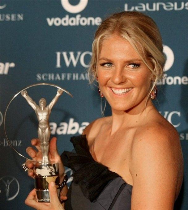 """Болт і Вільямс отримали спортивний """"Оскар""""-2010"""