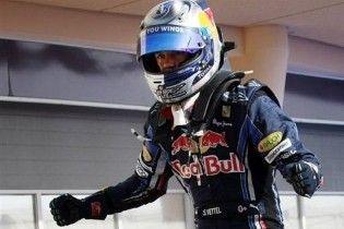 """Формула-1. """"Червоні бики"""" здобули подвійну перемогу на Гран-прі Малайзії"""