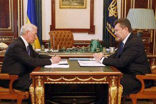 Янукович дав уряду місяць на формування бюджету