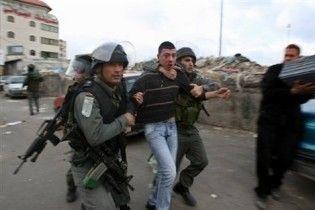 У безладах в Єрусалимі поранено близько 60 людей