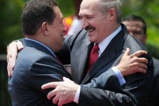 Лукашенко планує економічну експансію в Латинській Америці