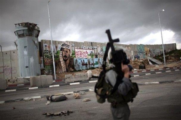 Ізраїльська поліція придушила арабське повстання в Єрусалимі