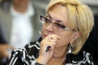 Кужель відмовилася вступати до лав Партії регіонів
