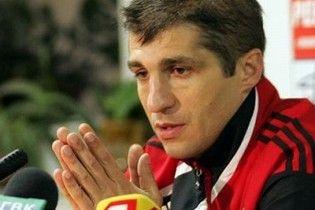 В Росії відбулась перша тренерська відставка