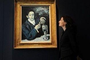 Christie's виставить на продаж картину Пабло Пікассо за 60 млн дол