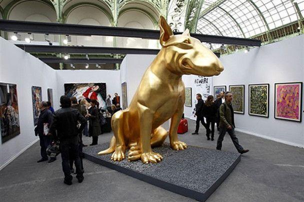 Мистецький ярмарок у Парижі