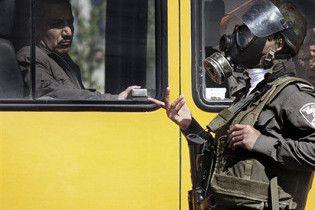 Два ізраїльські сержанти використовували палестинського хлопчика як живий міношукач