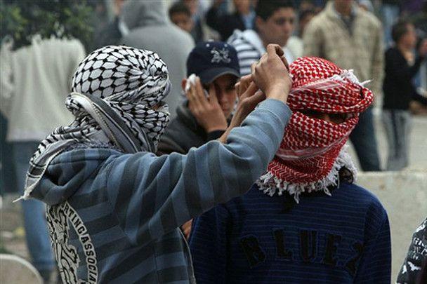 Ізраїльсько-палестинські пристрасті
