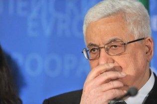 Лідера Палестини госпіталізували: він впав, коли вставав з ліжка