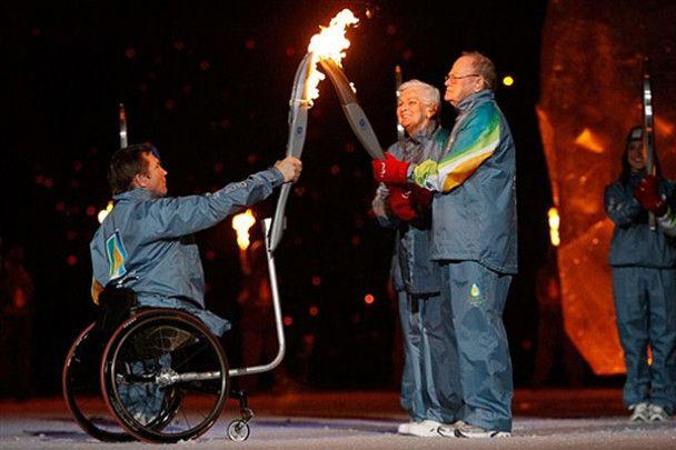 Герої Паралімпіади у Ванкувері