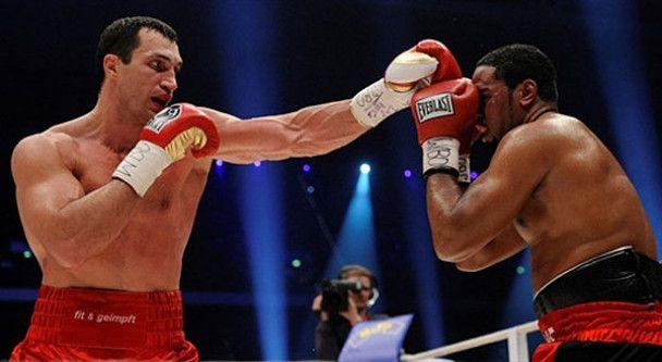 Бій Кличко vs Чемберс