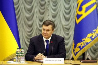 Янукович звільнив ще трьох губернаторів