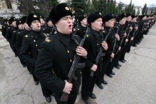Президент дав зрозуміти, що контрактної армії не буде