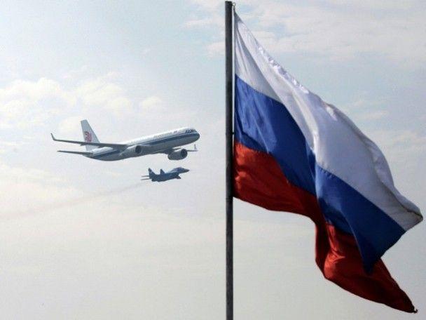 """У """"Домодедово"""" при посадці розвалився Ту-204"""