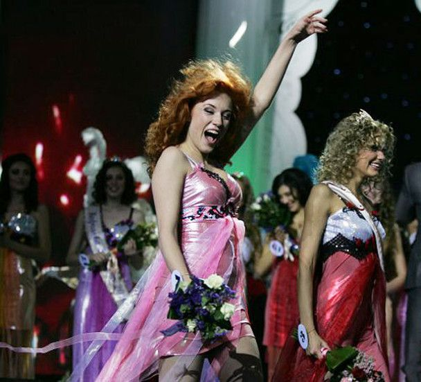 "Конкурс краси ""Королева України 2010"""