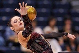Безсонова попрощалась зі спортом на Кубку Дерюгіної