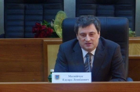 Едуард Матвійчук