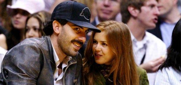 Саша Барон Коен одружився
