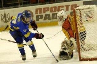 Україна продовжує громити суперників на чемпіонаті світу з хокею