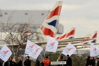 Збитки British Airways під час страйку екіпажів склали близько 23 млн євро