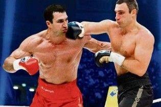 Володимир Кличко спрогнозував бій з братом - це буде дуже жорстока битва