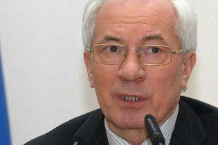 Азаров пообіцяв Києву 3 станції метро і міст на Троєщину до кінця року