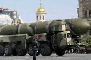 Росія проведе 10 пусків балістичних ракет у 2011 році