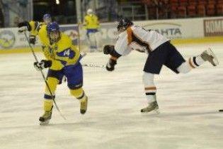 Україна розгромила Нідерланди на чемпіонаті світу з хокею