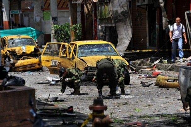 Внаслідок теракту у Колумбії загинули 9 людей, ще 50 осіб поранені