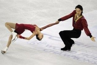 Китайська пара виграла чемпіонат світу з фігурного катання