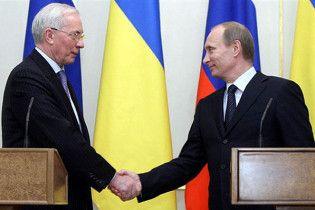 Росія готова переглянути газові контракти з Україною