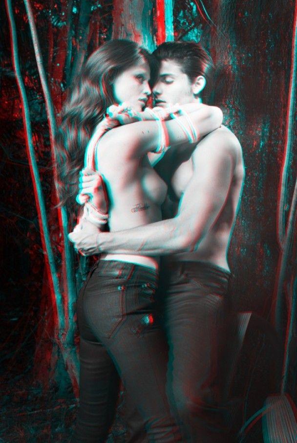 Сексуального коханця Мадонни зняли у 3D-фотосесії