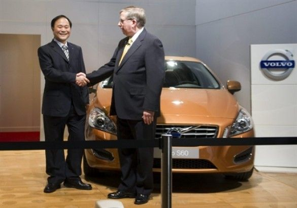 Продаж Volvo