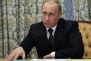 """Путін: організаторів терактів у метро необхідно """"виколупати з дна каналізації"""""""