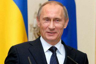 Сьогодні в Україну прилетить Путін